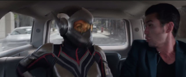 wasp in ant man and the wasp