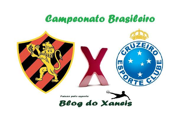 Sport Recife x Cruzeiro Brasileirão Série A 16/11/2016, 21:45 Adelmar da Costa Carvalho