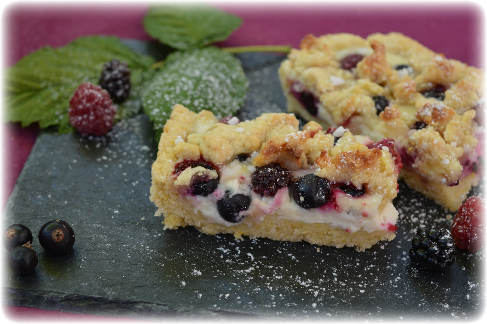 Julias Zuckersusse Kuchenwelt Fruchtiger Sommerkuchen Mit