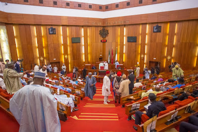 Senate Passes Whistle Blowers Protection Bill