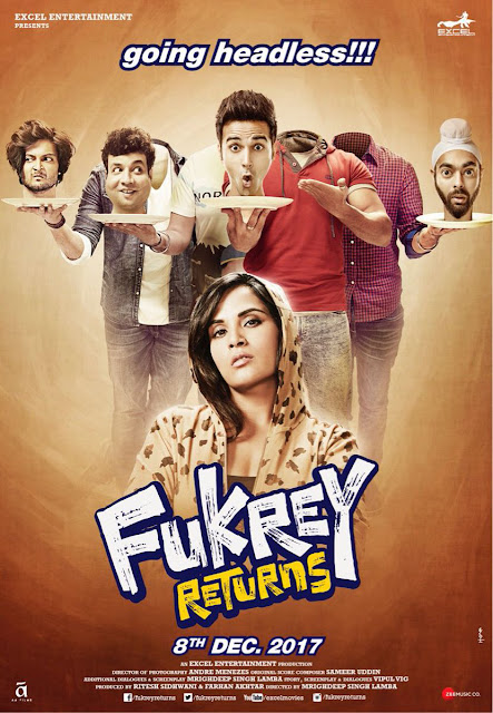 fukrey return first week report