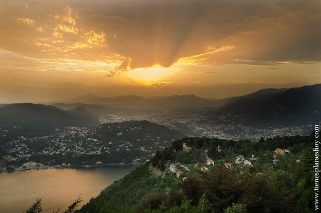 Visitar el Lago di Como Italia organizar viaje