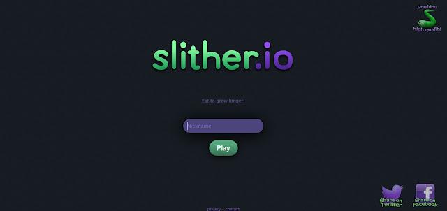 candukoding - game slither.io