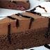 Brownie torta sa malinama