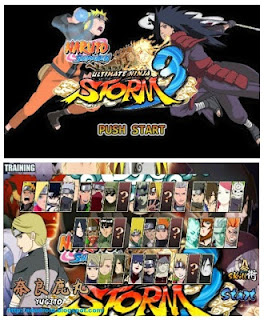 Kumpulan Game Naruto Senki V2.0 Full Version For Android Terbaru 2016