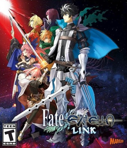 โหลดเกมส์ Fate/EXTELLA LINK
