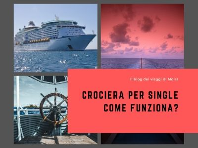 crociere per single dai 30 ai 50