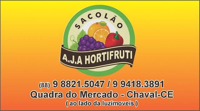 Sacolão A.J.A Hortifruti: frutas, legumes e verduras de qualidade em Chaval