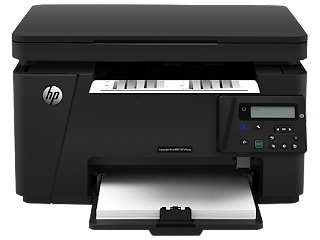 HP Laserjet Pro MFP M126nw Driver Download dan Review