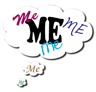 "Mediocrity starts with ""me"""