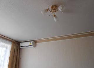 Матовые натяжные потолки в городе Новокубанске Краснодарский край