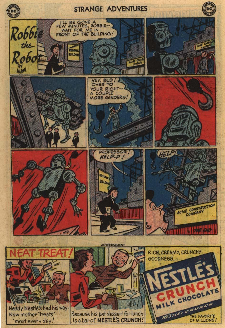 Strange Adventures (1950) issue 11 - Page 36
