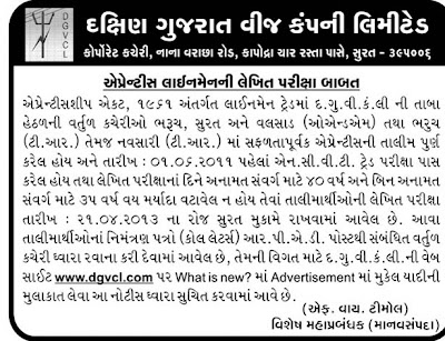 Ojas.guj.nic.in: Gujarat Govt Online Job Application: OJAS