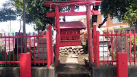 相模原市 椿神社