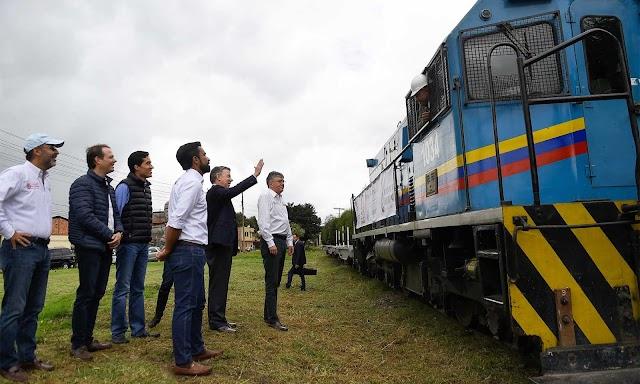 El tren en la Sabana Occidente de Cundinamarca volvería a ser una realidad en 2022