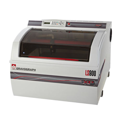 CO2 laser cutting machine / engraving / marking / automatic LS900XP
