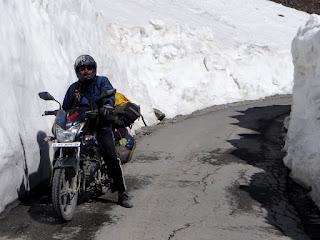 लद्दाख बाइक यात्रा- 20 (भरतपुर-केलांग)