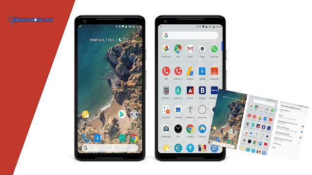 Instalează Launcher-ul de pe Google Pixel 2 pe orice dispozitiv Android (descarcă de AICI)