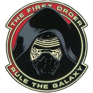 kylo ren first oder badge