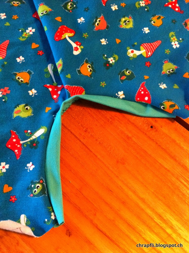 pinky frog zewi decke selber n hen. Black Bedroom Furniture Sets. Home Design Ideas