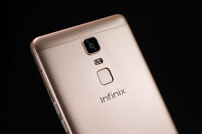 Catch: Infinix Note 3 X601 Unboxing & First Impressions