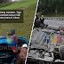 3 maut, 2 buah kereta hilang kawalan di KM29.9 Lebuhraya Linkedua
