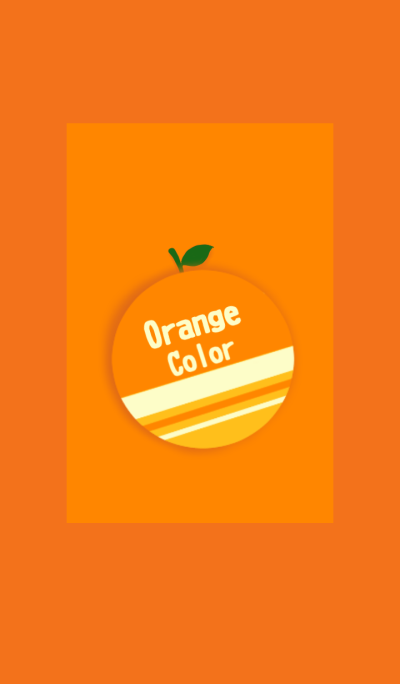 Orange Color