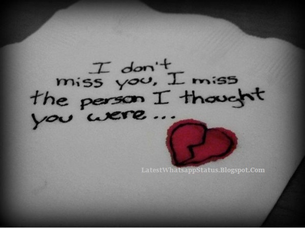 Miss You Quotes In English With Images Whatsapp Status Quotes