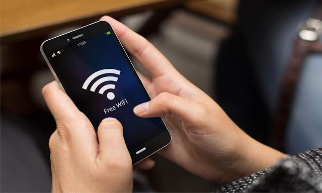 fi ialah salah satu jenis jaringan internet yang menunjukkan fasilitas bagi siapapun untuk Aplikasi Android Untuk Menemukan Wi-Fi Gratis
