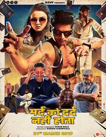 Mard Ko Dard Nahi Hota (2019) Hindi ORG 720p WEB-DL 1.1GB Movie Download