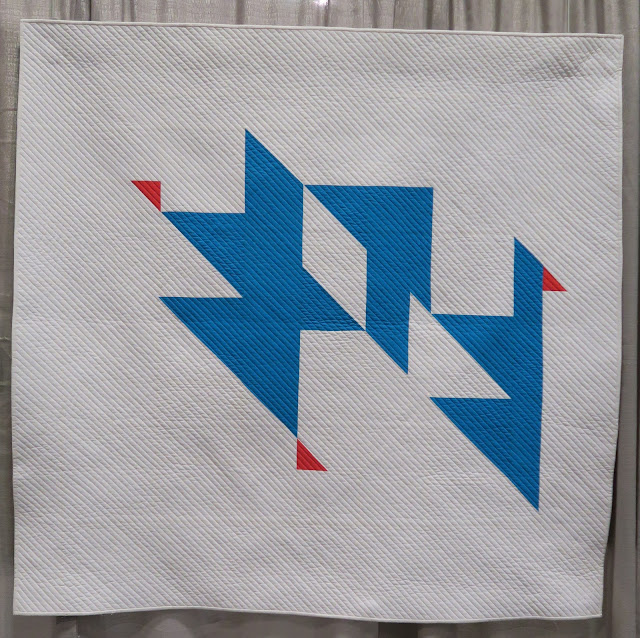 Quiltcon 2019 - Anvil Remixed by Nicole Neblett