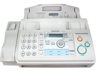 may fax panasonic kx-fp701
