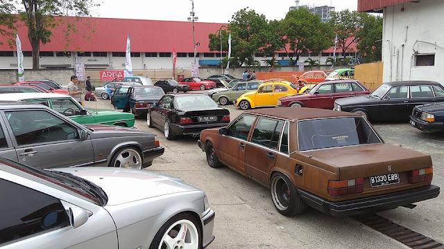Komunitas mobil Eropa