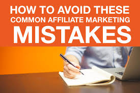 Pitfalls To Avoid When Starting Your Affiliate Marketing Business