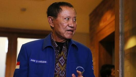Habib Rizieq Minta Situng KPU Dihentikan, Demokrat: Siapa Dia?