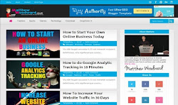 Free Responsive Blogger Templates | Templatezy