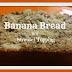 Easy Streusel Topped Banana Bread