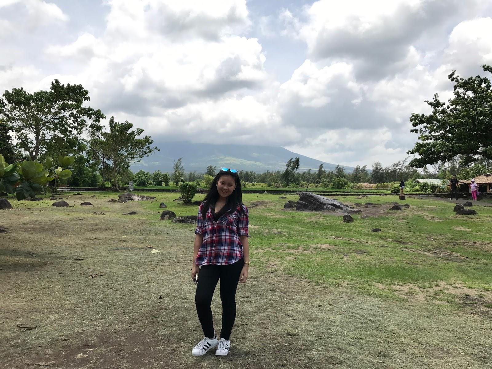 My Yellow Bells : Bicol Family Road Trip