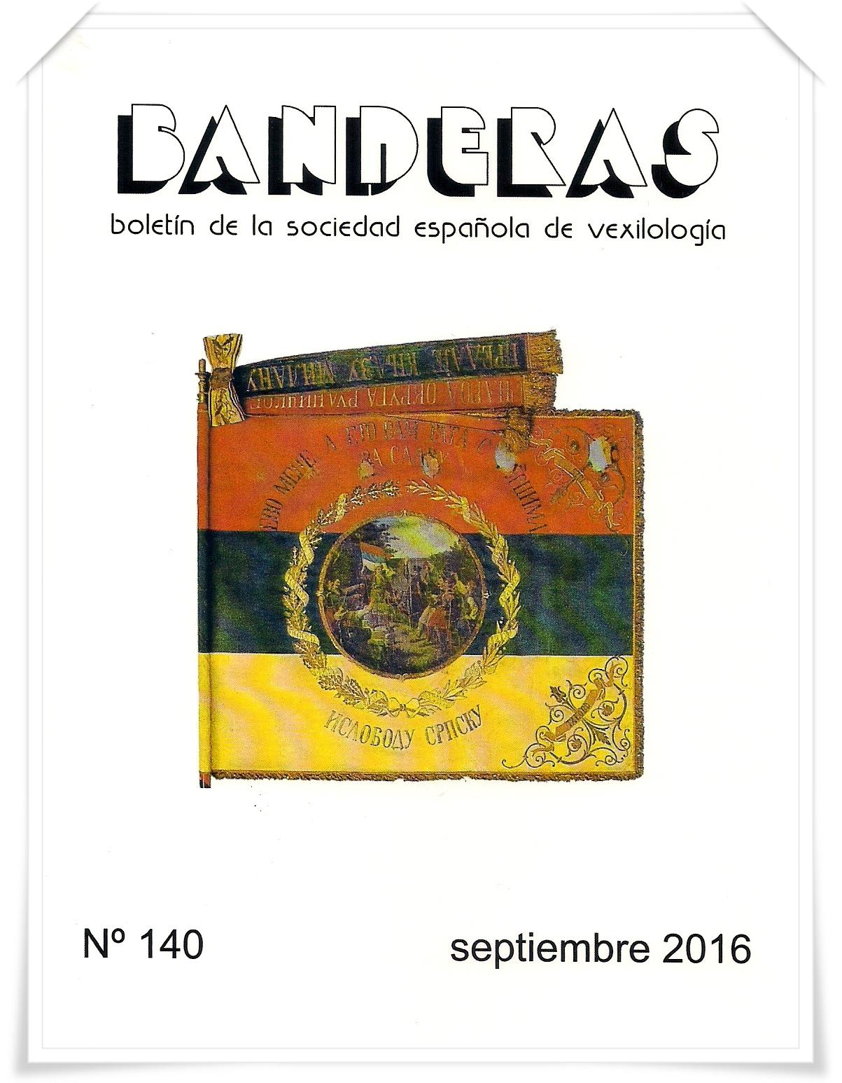 Art culo sobre el baile de la bandera publicado en el bolet n de la sociedad espa ola de vexilolog a