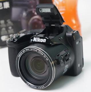 Jual Kamera Nikon L840 Wi-Fi Bekas