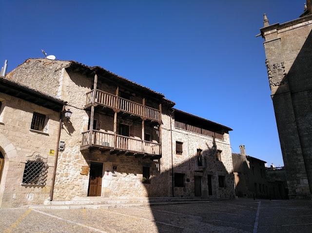 Oficina de Turiismo de Peñaranda de Duero