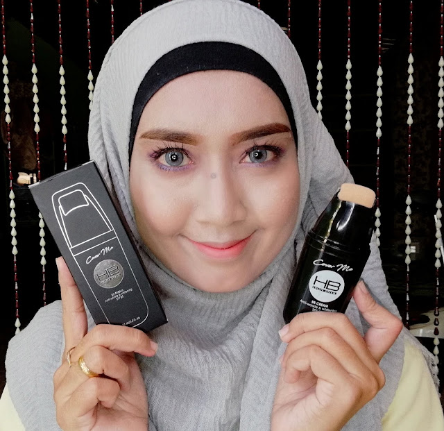 HB Roller Cream Foundation Dari Hallas Irish Beauty