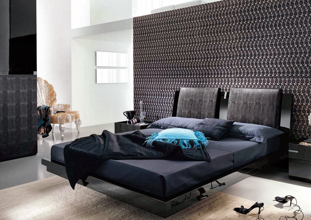 master bed contemporary furniture-#6