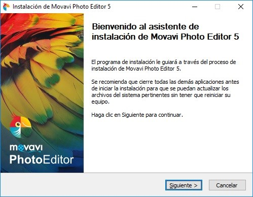 Movavi Photo Editor imagenes hd
