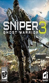 Sniper Ghost Warrior 3 cover art - Sniper Ghost Warrior 3 INTERNAL-XATAB
