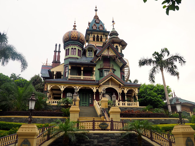 Mystic Manor | Disneyland Hong Kong