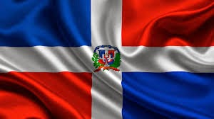 The Flag Of Dominican Republic
