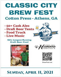 Classic City Brew Fest NEW DATE