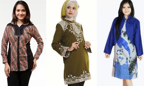 model baju muslim sarimbit orang gemuk