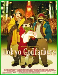 Tokyo Goddofazazu (Tokyo Godfathers) (2003) | DVDRip Latino HD Mega 1 Link